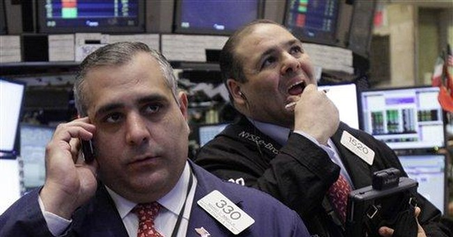 Stocks rally from early losses to close higher