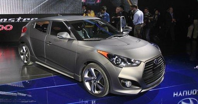 Hyundai's newest doesn't look like miser