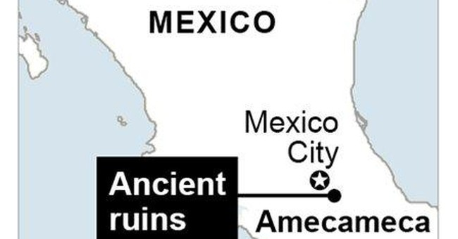 Mexican experts excited to find ancient home ruins