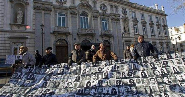 Spanish judge's trial over wartime probe ends