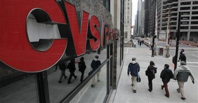 CVS Caremark 4Q profit rises, 2012 outlook climbs