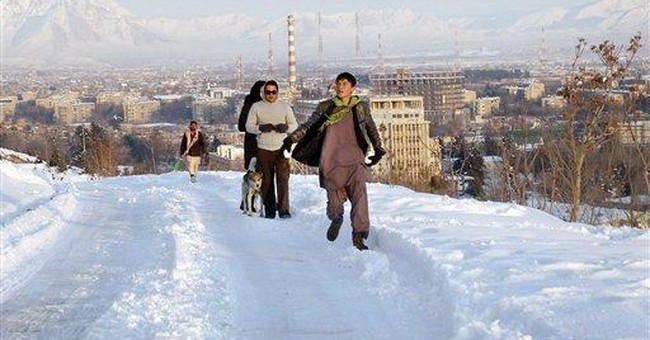 Kabul experiences coldest weather in 15 years