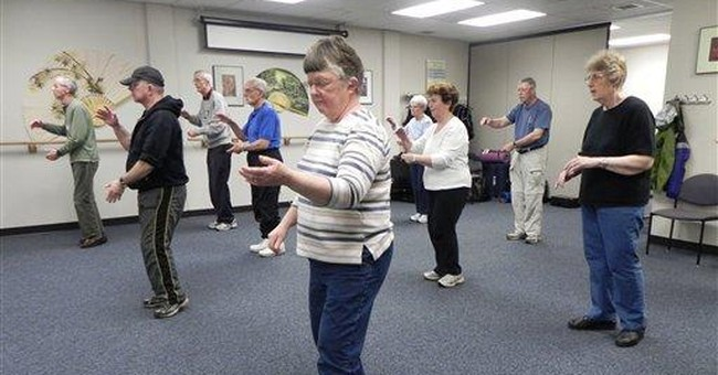 Study: Tai chi helps ease symptoms of Parkinson's