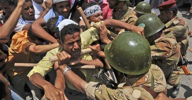 Report: Yemen killed 270 in Arab Spring protest