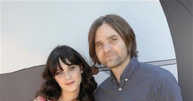 Actress Zooey Deschanel files for divorce in LA