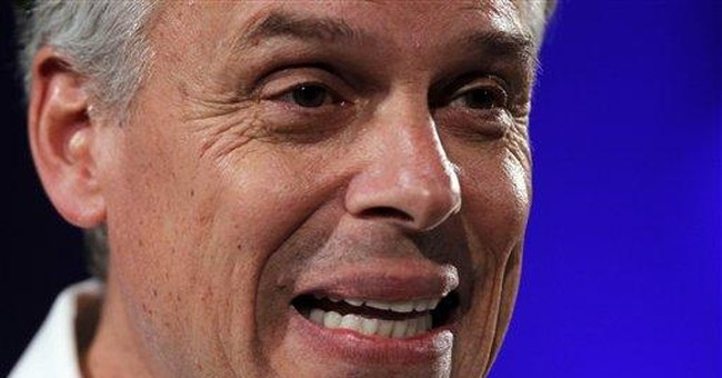 Huntsman: Republican race wide open in Iowa's wake