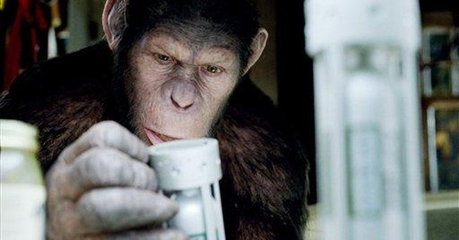 'Potter,' 'X-Men,' 'Apes' vie for visual Oscar