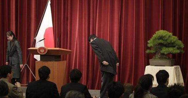 Japan PM vows to bring rebirth of Fukushima