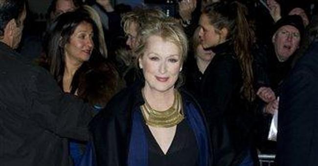 Meryl Streep says playing Thatcher was daunting