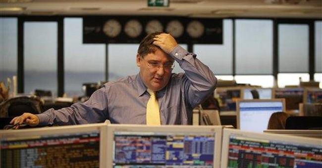 Bond markets give eurozone a brief respite