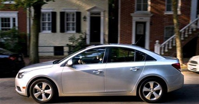 Americans expected to buy more cars in 2012