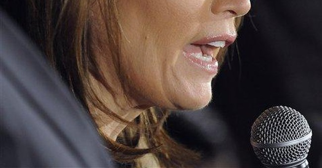 Presidential bid over, Bachmann faces big decision