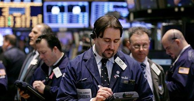 Stocks close higher after debt deal in Greece