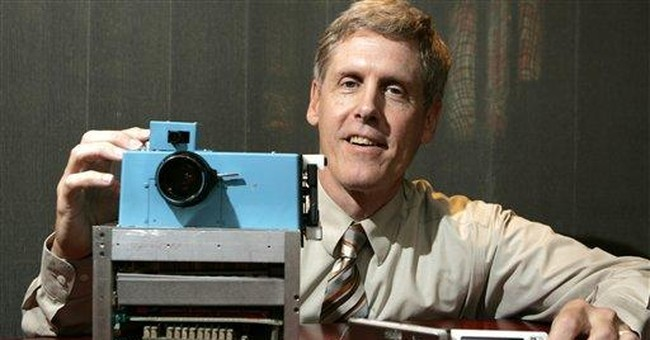 Kodak to stop making cameras, digital frames