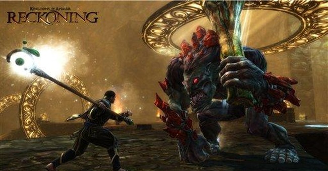 Review: 'Amalur' a cliched tale in a vibrant world