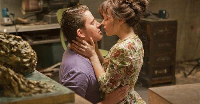 'The Vow' wins strong weekend with $41.2M debut