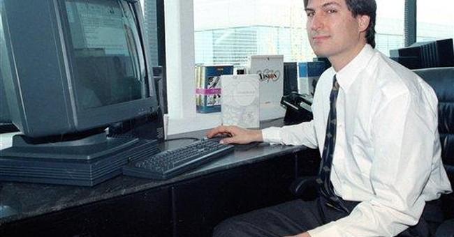 FBI file: Steve Jobs was considered for govt post