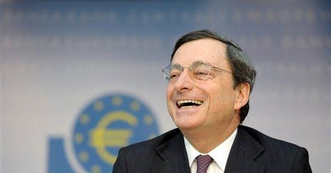 ECB keeps interest rates low as recession looms