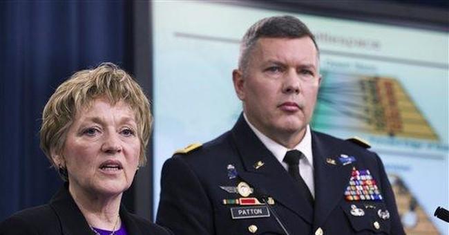 Women at war: Pentagon is easing its job limits
