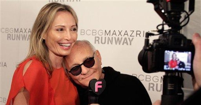 BCBG offers soothing start to NY Fashion Week