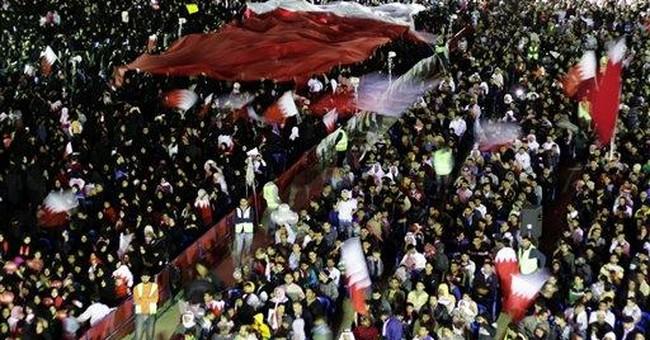 US envoy urges renewed Bahrain crisis talks