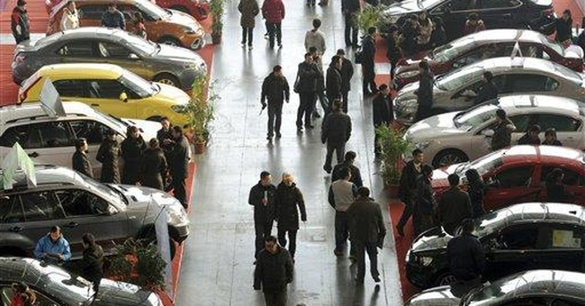 Holiday hits China auto sales in January