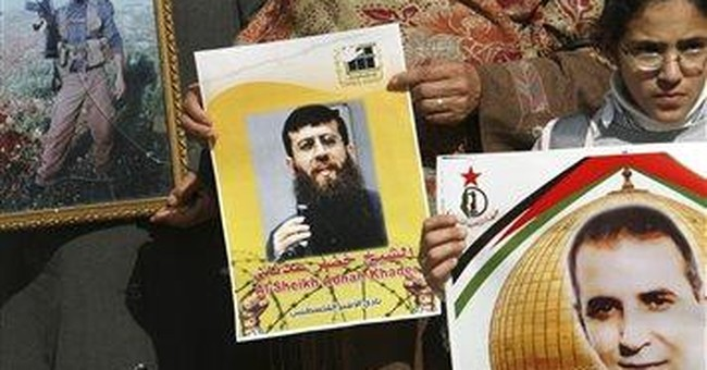 Palestinian prisoner on 55th day of hunger strike