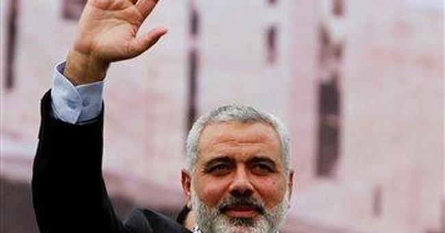 Hamas drifting away from longtime patron Iran