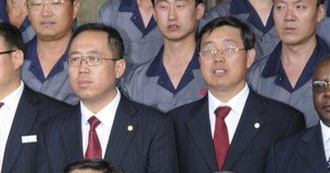 China skirting African corruption in direct aid