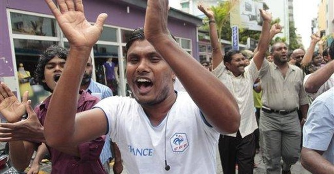 US backtracks on recognition of new Maldives gov't