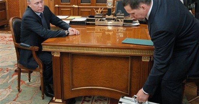 Putin hails Antarctic lake discovery