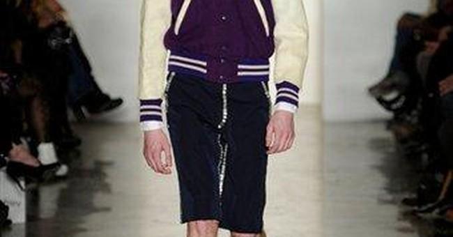 Libertine Fashion Week show big on embellishment