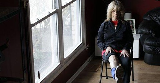 Nearly 1 in 20 US adults over 50 have fake knees