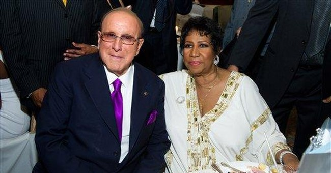 Clive Davis gala is white-hot; Kinks to perform