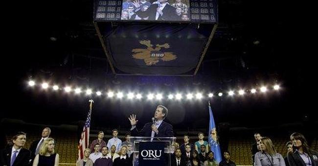 Santorum amplifies faith in way GOP rivals don't