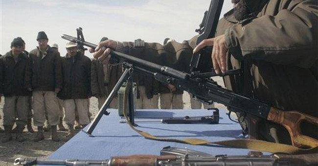 Officials: 2 held in death of Afghan peace broker