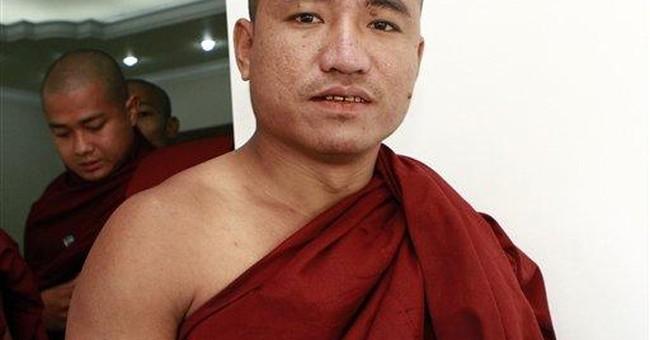 Prominent Myanmar monk taken in for questioning