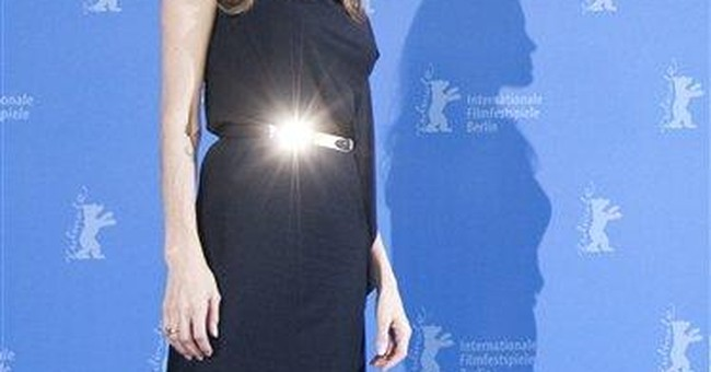 Jolie: nervous, excited about premiere in Bosnia