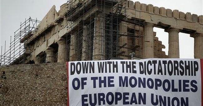 Greece's grim choice: deep budget cuts or default