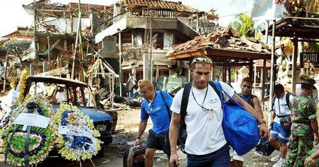 AP Exclusive: Inside the making of the Bali bombs