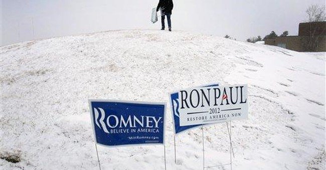 A look at Maine, where Romney and Paul are vying