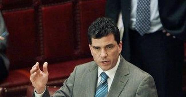 State senator, wife attacked at western NY casino