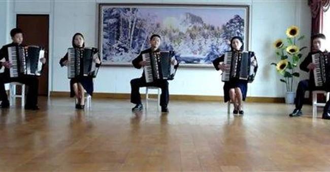Norwegians seek A-ha! moment in North Korean music