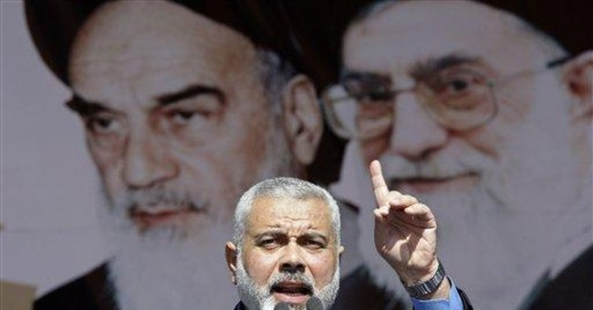 Iran urges Hamas to continue fight against Israel