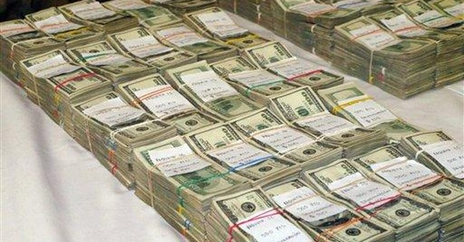 US faces tough fight in cash smuggling crackdown