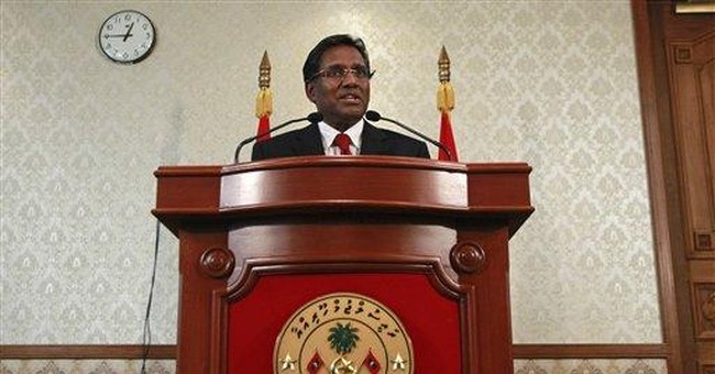 New Maldives leader expands cabinet