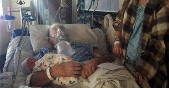 Induced labor lets dying Texas man see daughter