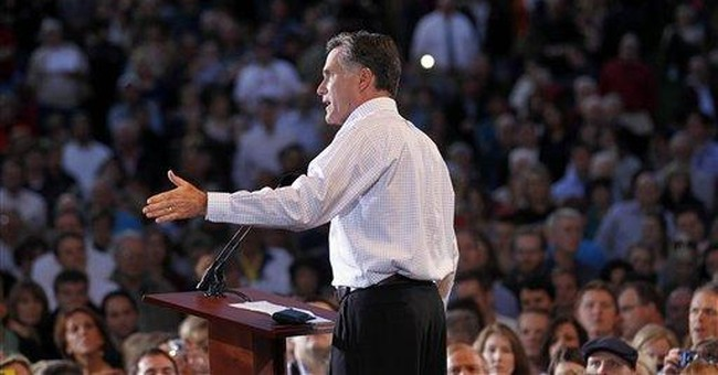 Romney raps GOP rivals' government backgrounds