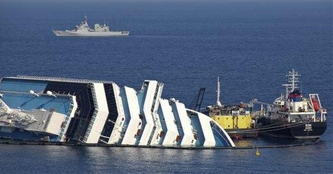 Lawyers: cocaine on capsized cruise captain's hair