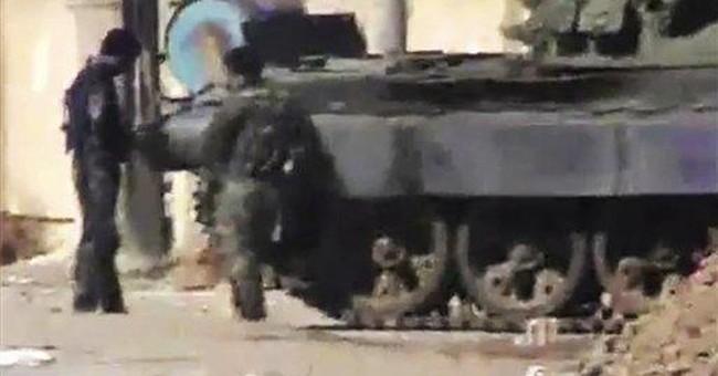 Fresh violence in Syria as UN warns of civil war
